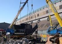 Демонтаж конструкций из металла в Самаре