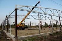 Восстановление геометрии металлоконструкций в Самаре и усиление зданий г.Самара
